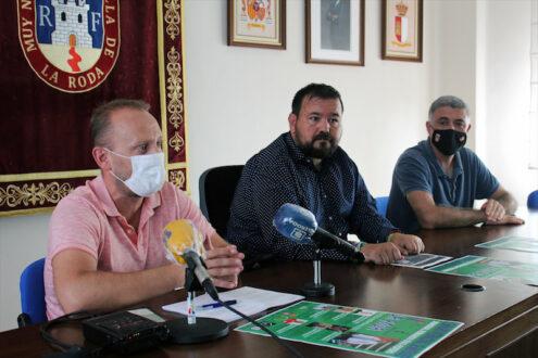 La Roda acogerá el II Seminario Internacional de Minibasket 'Memorial Fernando Díaz-Ropero'