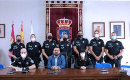 El acalde anuncia la convocatoria inminente de tres nuevas plazas de policía y una futura comisaría
