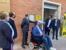 Inaugurada la sede de Adelante Castilla-La Mancha